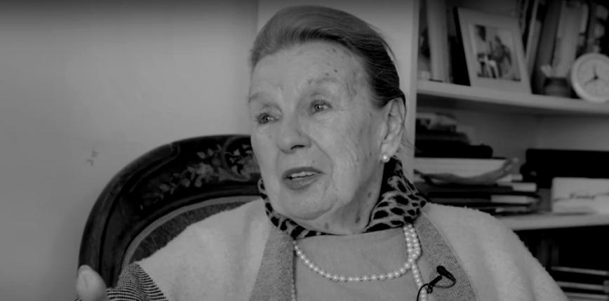 Zmarła aktorka Eugenia Herman