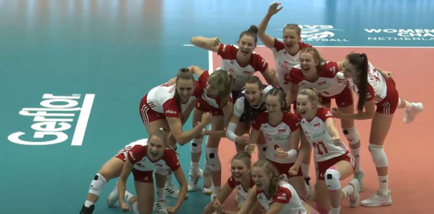 Siatkówka - MŚ U20: łatwa przeprawa z Białorusią na początek turnieju
