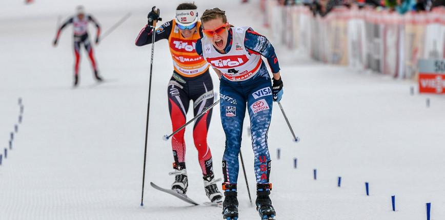 Tour de Ski: dublet Amerykanek, Diggins nową liderką, punkty Izabeli Marcisz