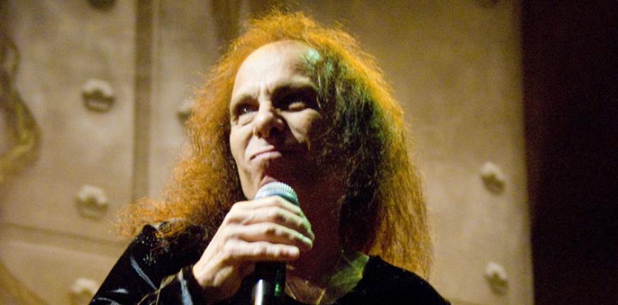 Autobiografia Ronniego Jamesa Dio trafi na rynek
