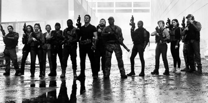 """The Tomorrow War"": produkcja z Chrisem Prattem zadebiutuje na Amazon Prime Video"