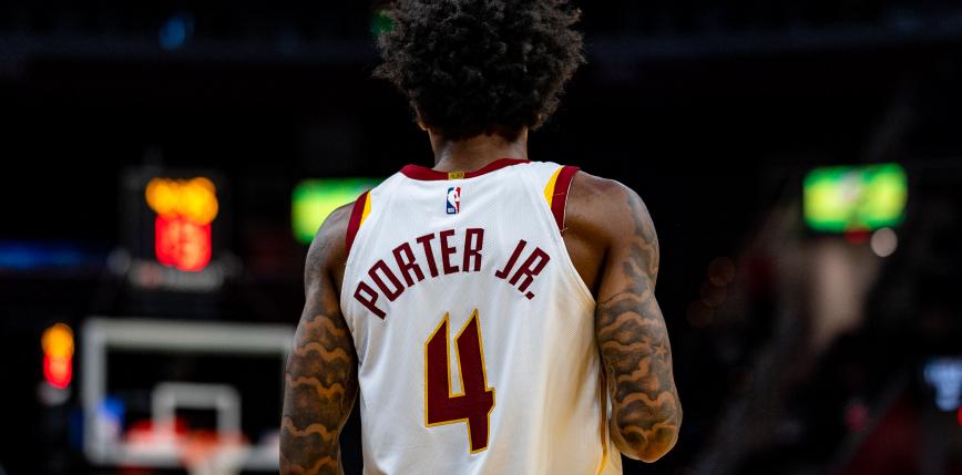 NBA: Kevin Porter Jr. zdobył 50 punktów, Wolves pokonali Warriors