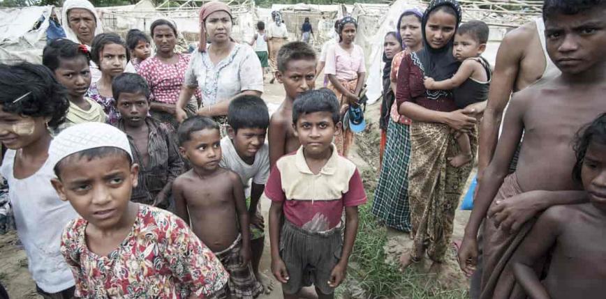 Malezja deportuje ponad 1200 obywateli Mjanmy