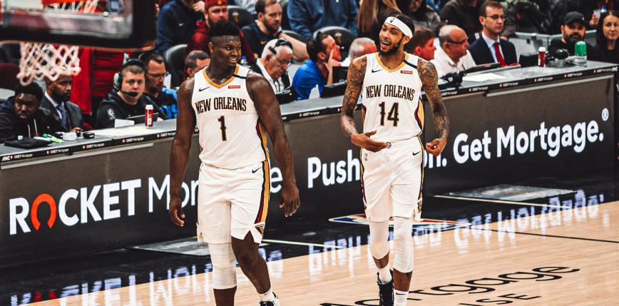 NBA: Pelicans lepsi od Clippers, Warriors ogrywają Jazz