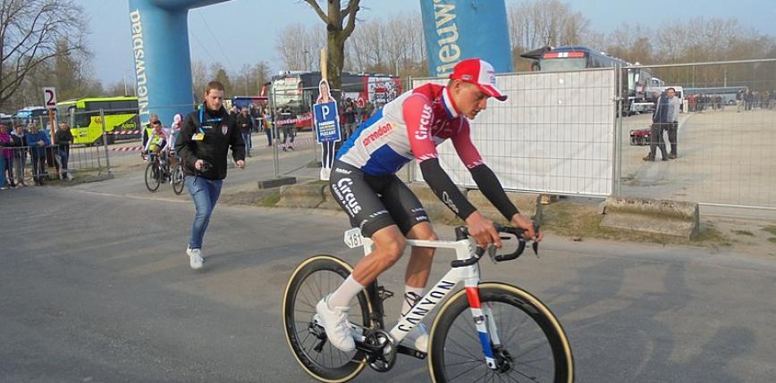 Strade Bianche: Mathieu van der Poel najlepszy!