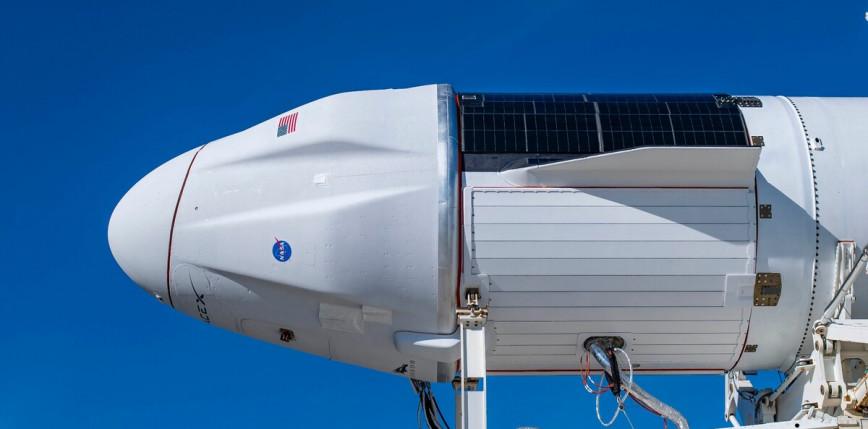 Kapsuła Dragon Cargo firmy SpaceX wraca na Ziemię