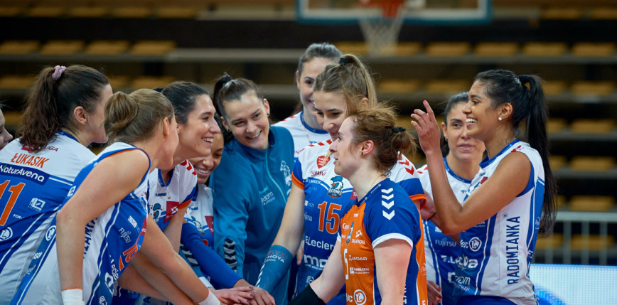Tauron Liga: mecz w Radomiu o potwierdzenie aspiracji medalowych