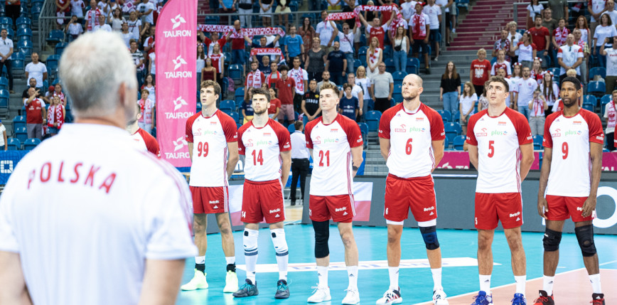 Tokio 2020 - Siatkówka: koniec marzeń o medalu, Polacy przegrali z Francją