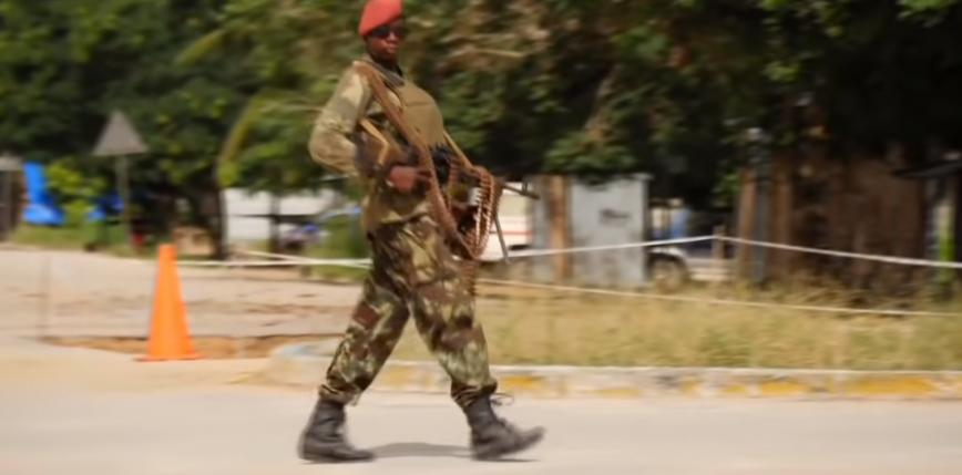 Mozambik: wojsko uratowało 100 cywilów porwanych przez islamistów