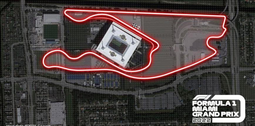 Formuła 1: Miami Grand Prix od 2022 roku w kalendarzu F1