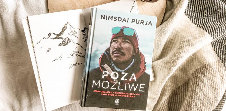Inspirująca opowieść o rzeczach niemożliwych - historia Nirmala Purja [RECENZJA]