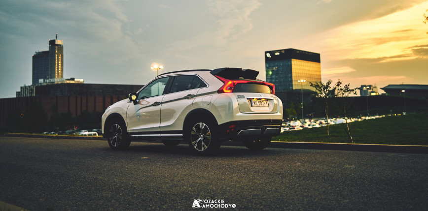 Mitsubishi Eclipse Cross 1.5 MT [TEST]