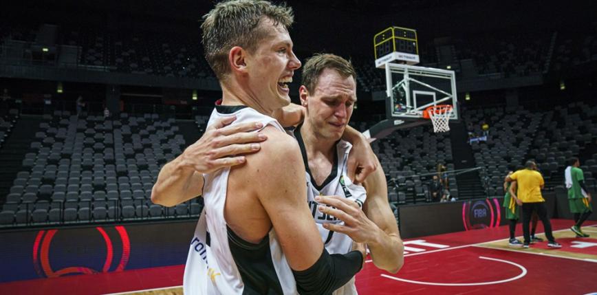 Koszykówka - kwalifikacje IO: niespodzianka za niespodzianką. Włosi, Niemcy i Czesi z biletami do Tokio