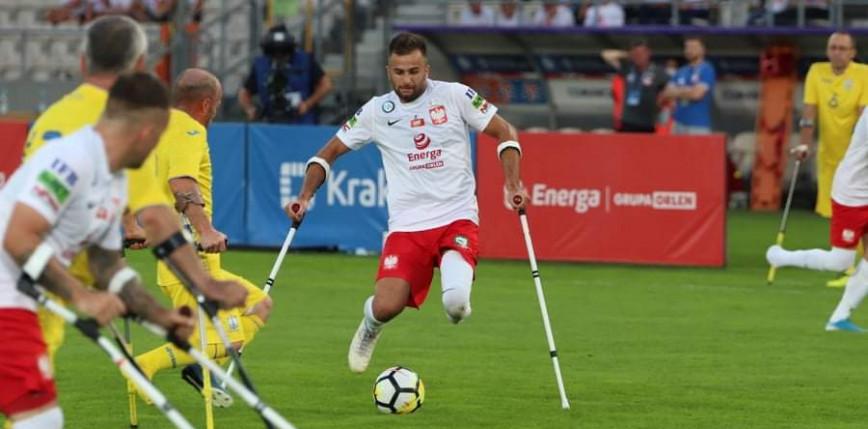 Amp Futbol - ME: Polacy wygrywają na inaugurację!