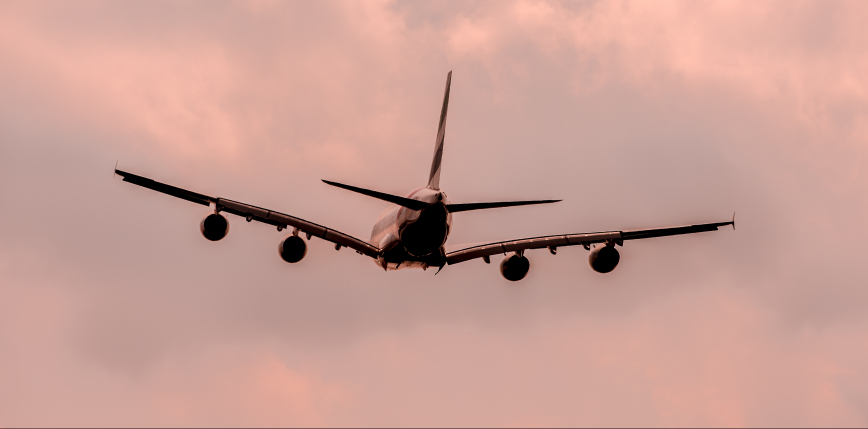 USA: części samolotu spadły na przedmieścia Denver