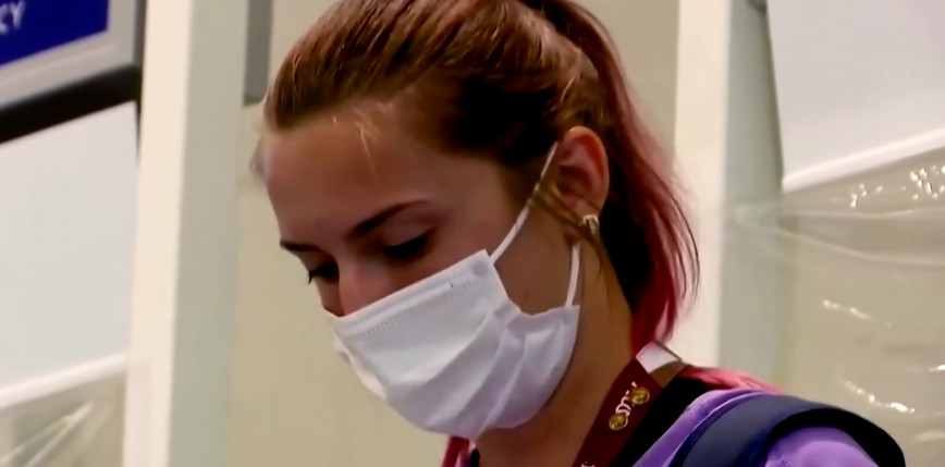 Lekkoatletyka - Kryscina Cimanouska chce biegać dla Polski