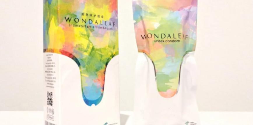 Malezyjski startup zaprezentował pierwszą na świecie samoprzylepną prezerwatywę unisex