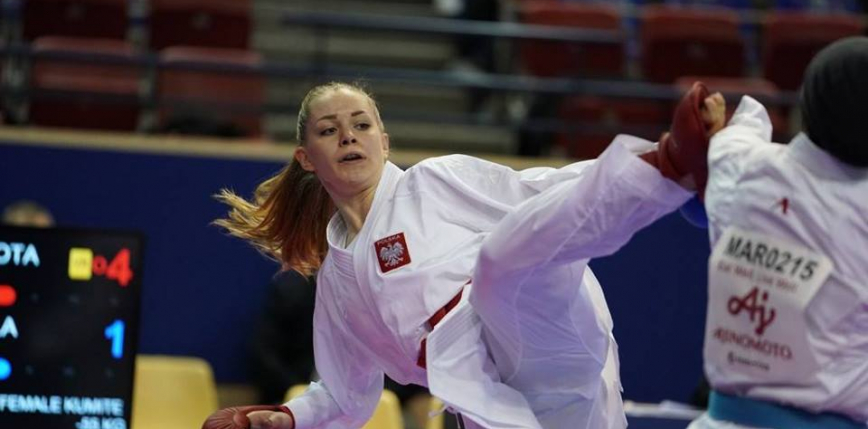 Karate – Premier League: srebro Banaszczyk!