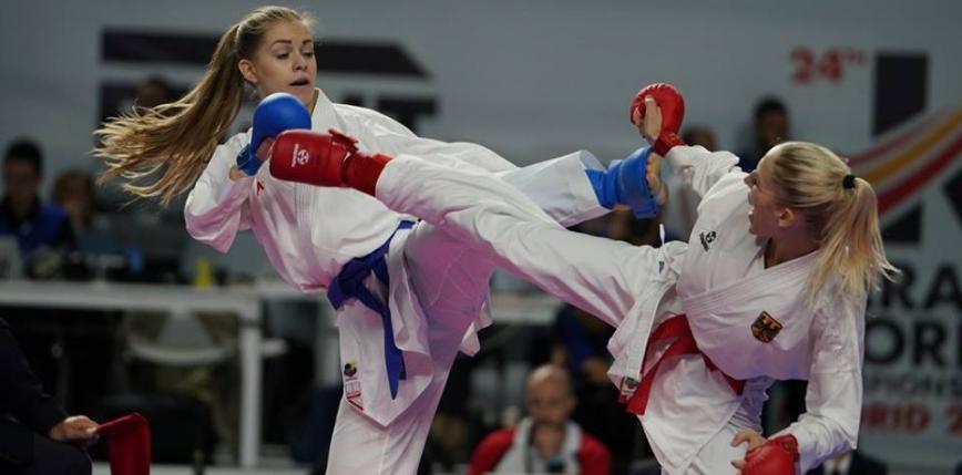 Karatecy nie mogą trenować przed kwalifikacjami do Igrzysk Olimpijskich