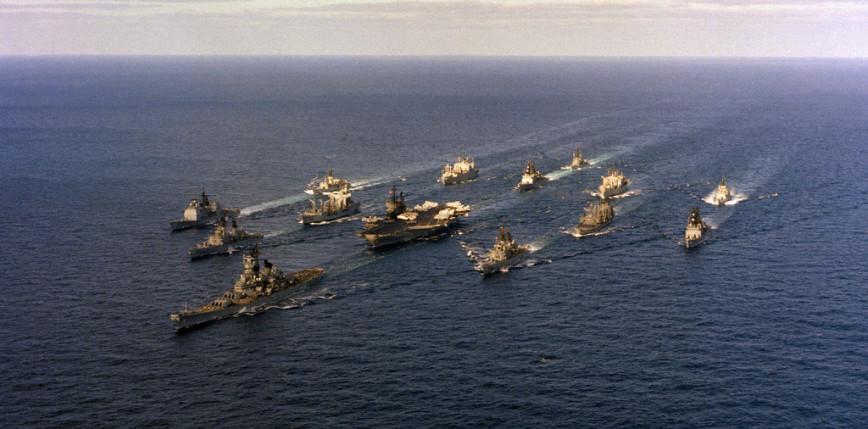 USA rozważają wysłanie okrętów wojennych na Morze Czarne w obliczu napięć rosyjsko-ukraińskich