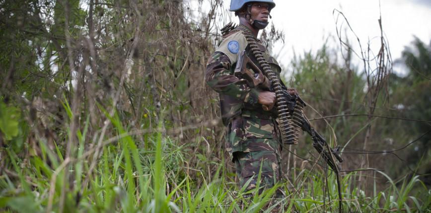 DR Konga: w wyniku ataku rebeliantów zginęło 11 osób