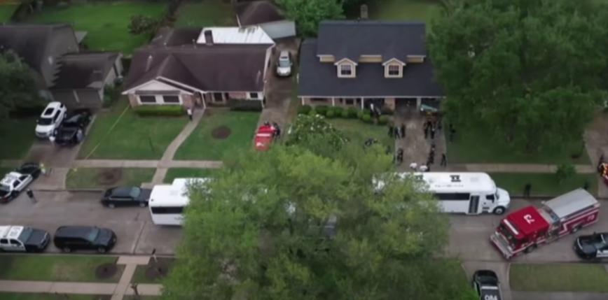 Teksas: w dwupiętrowym domu odnaleziono 90 migrantów