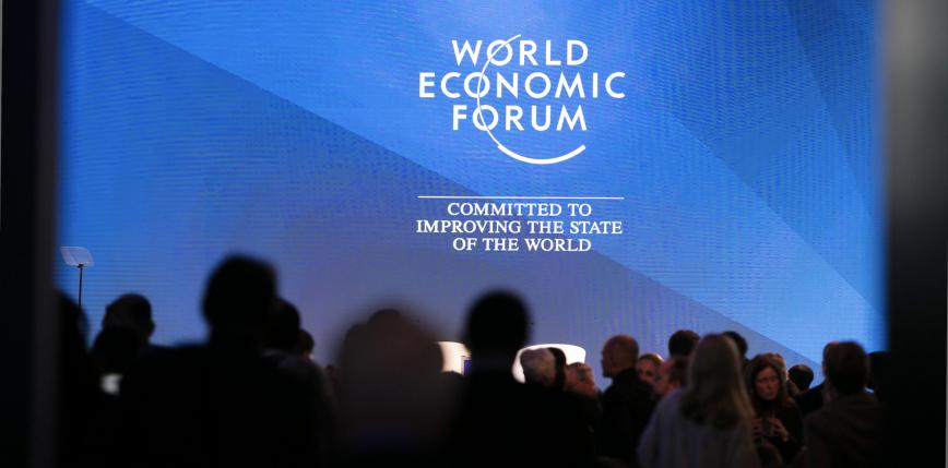 """Ruszyło spotkanie Światowego Forum Ekonomicznego pod hasłem """"Wielki Reset"""""""