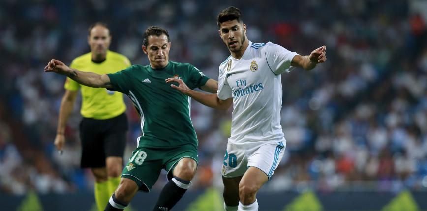La Liga: Real Madryt remisuje z Sevillą
