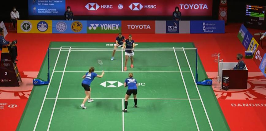 Badminton - WT finals: znamy pólfinalistów