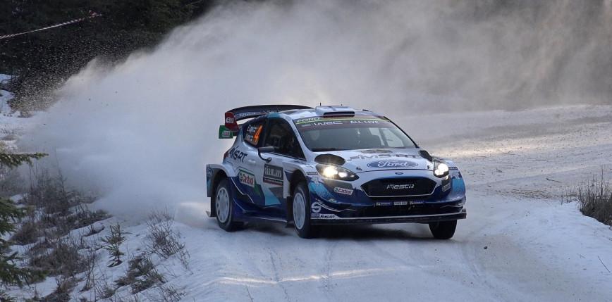 Rajdy: M-Sport podał skład kierowców na sezon 2021