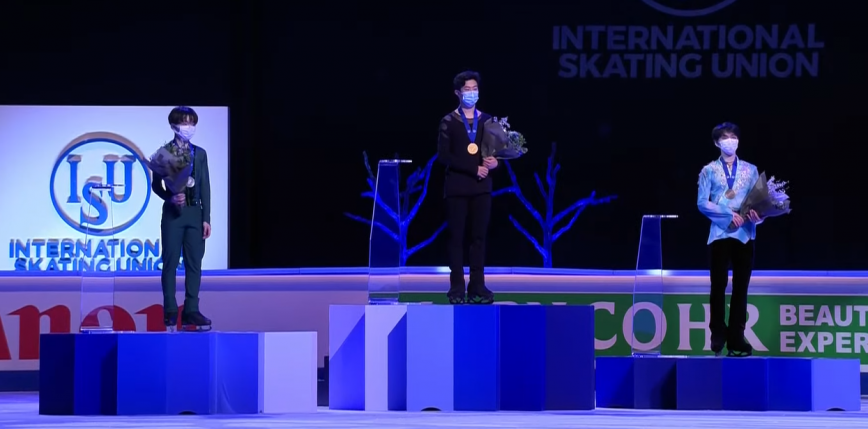 Łyżwiarstwo figurowe: Nathan Chen obrońcą tytułu, a srebro dla debiutanta!
