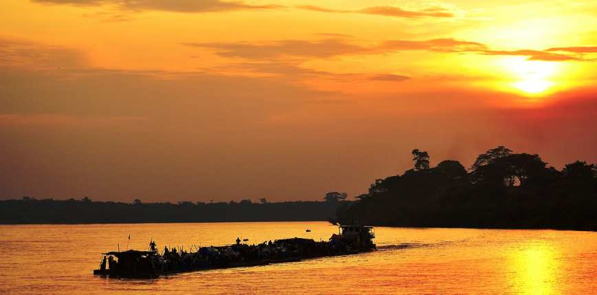 Katastrofa na rzece Kongo: co najmniej 60 zabitych i setki zaginionych ludzi