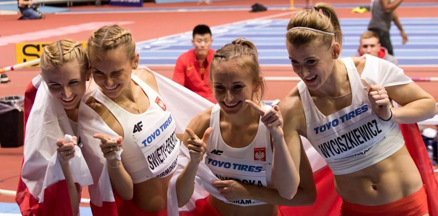 Tokio 2020 - Lekkoatletyka: Aniołki Matusińskiego ze srebrnym medalem
