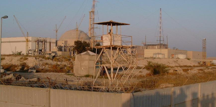 Iran: elektrownia atomowa wznowiła pracę po awarii