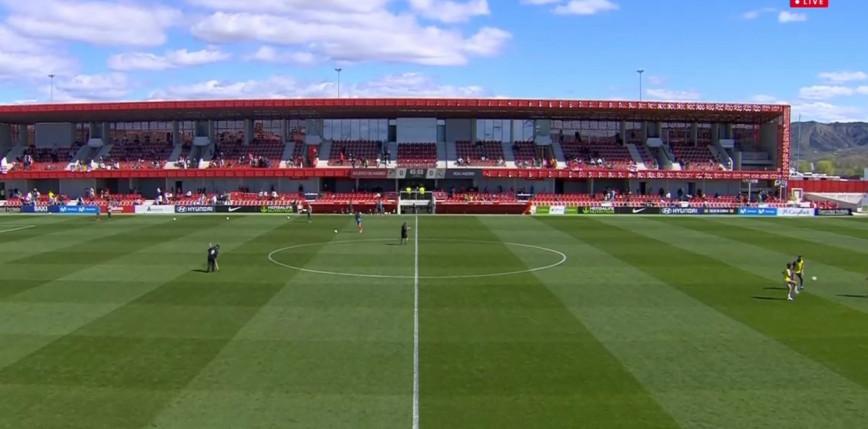 Piłka nożna kobiet: derby Madrytu dla Realu!