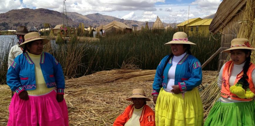 Peru: rdzenna ludność odrzuca szczepionkę przeciw COVID-19, powierzając swoje zdrowie medycynie przodków