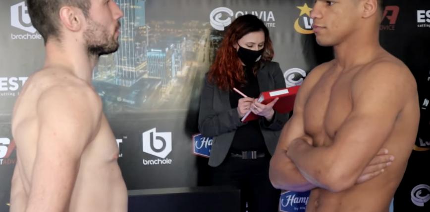 Rocky Boxing Night 8: Youri Kalenga znokautował Michala Plesnika