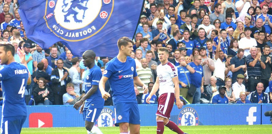 Premier League: cztery gole na Stamford Bridge i remis Chelsea z Burnley