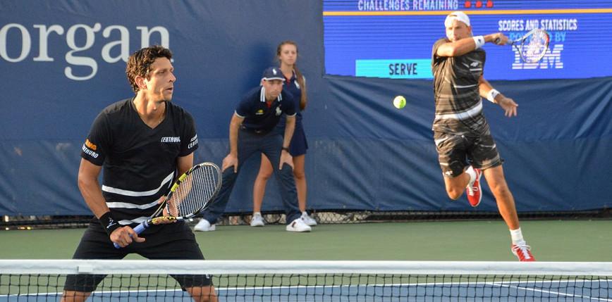 Tenis - US Open: bolesna porażka Kubota i Melo