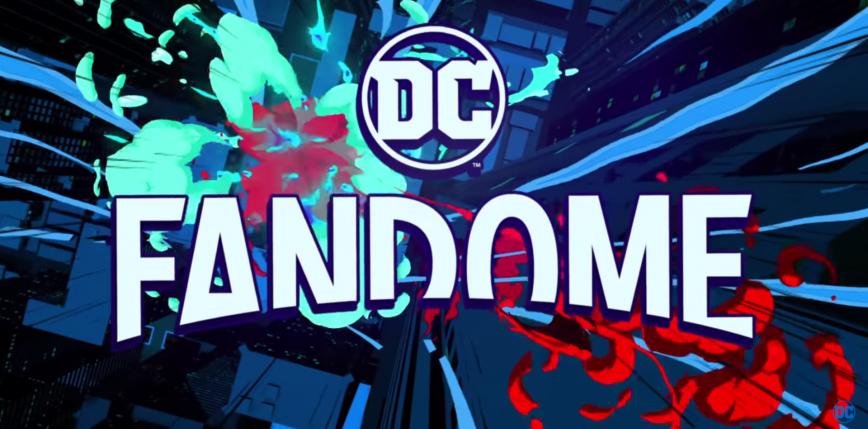 Oficjalna zapowiedź DC Fandome