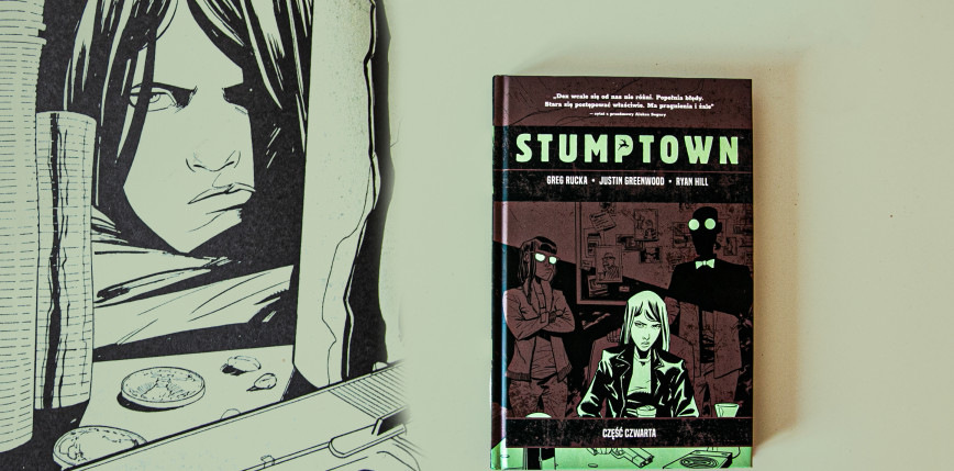 """Stumptown"", tom 4 [RECENZJA]"