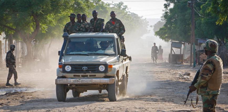 Somalia: przydrożny wybuch zabił 7 kenijskich żołnierzy
