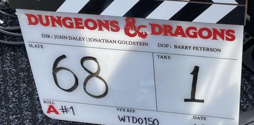 """Ruszyły prace nad filmową adaptacją gry """"Dungeons & Dragons"""""""