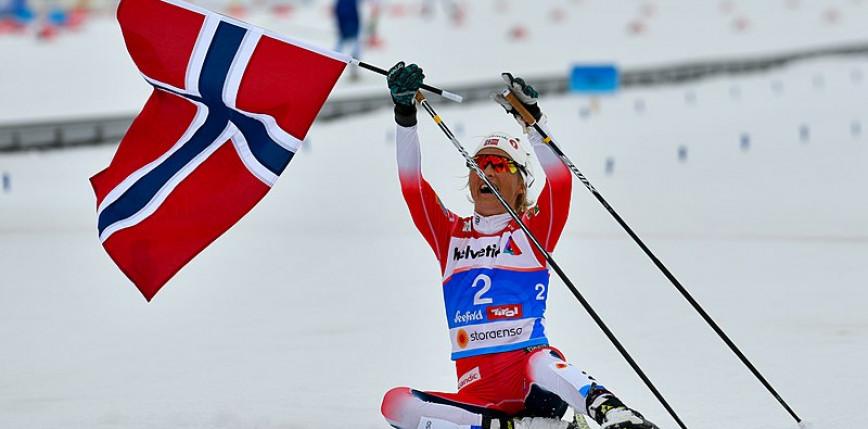 Biegi narciarskie: dominacja Johaug w krajowym czempionacie