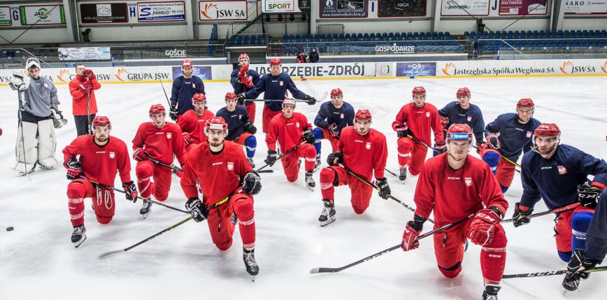 Hokej - Puchar Trójmorza: Polska w kapitalnym stylu wygrywa z Litwą