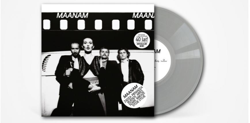 Wyjątkowe wydanie debiutanckiej płyty Maanamu