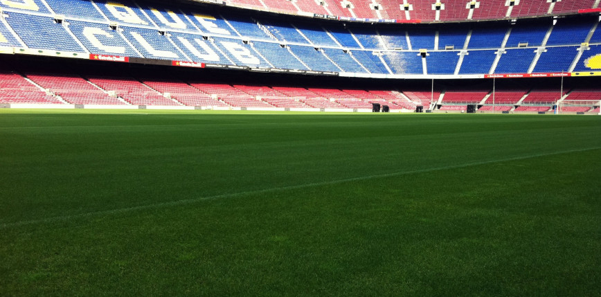 La Liga: Dembele ratuje 3 punkty dla Barcelony
