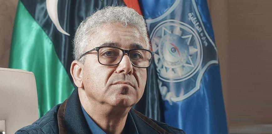 Libia: ostrzelano konwój z szefem MSW