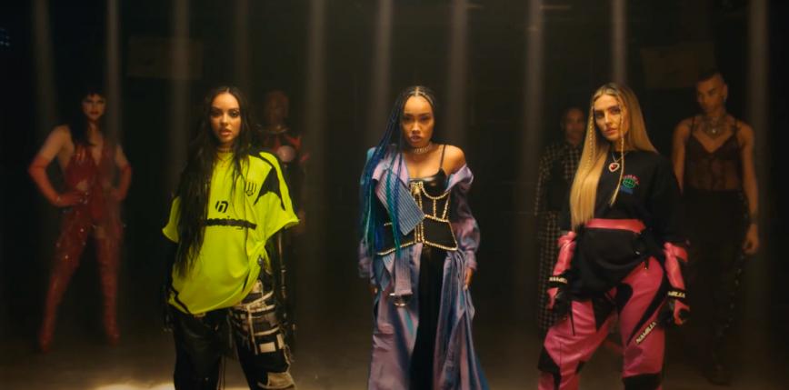 Zespół Little Mix wydał nowy teledysk