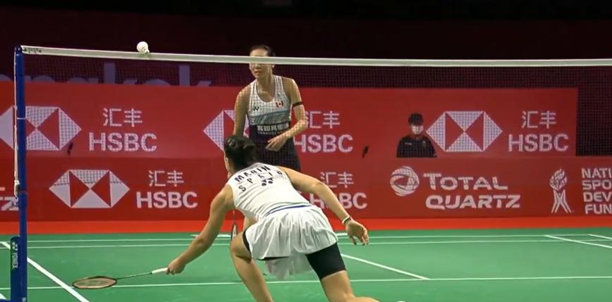 Badminton - WT finals: Marin i Axelsen pokonani